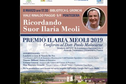 Ricordando Suor Ilaria Meoli – 8 Marzo 2019