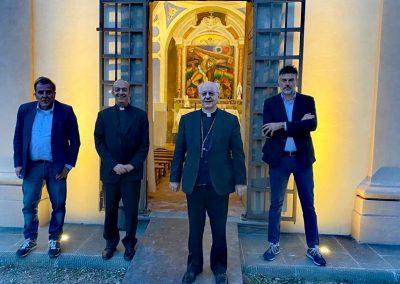 inaugurazione via crucis