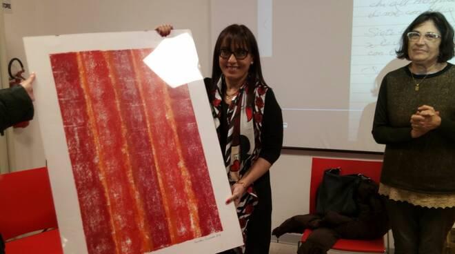 Premio Ilaria Meoli ad Angela Gioia