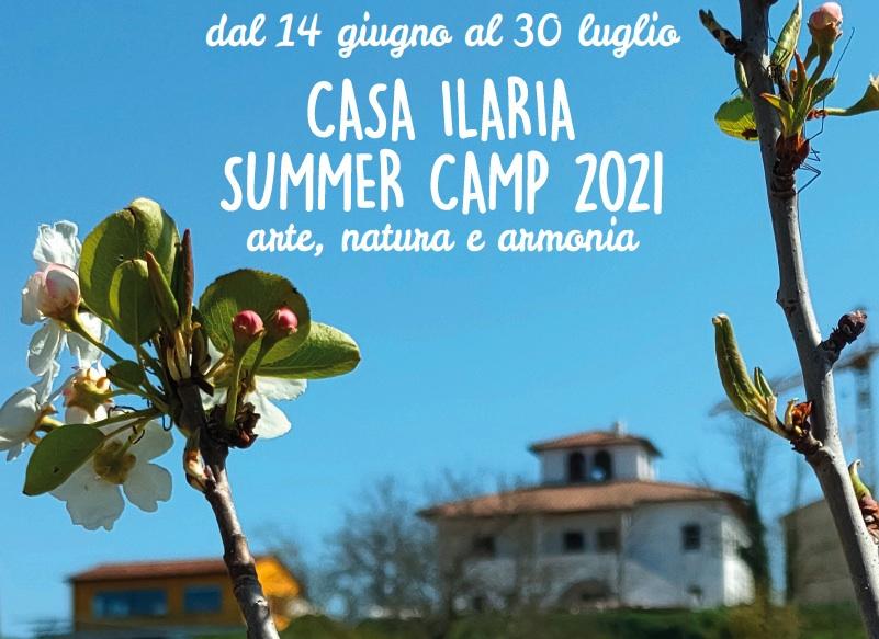Casa Ilaria Summer Camp 2021