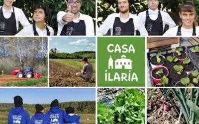Storie di agricoltura sociale in Toscana: Calafata e Casa Ilaria